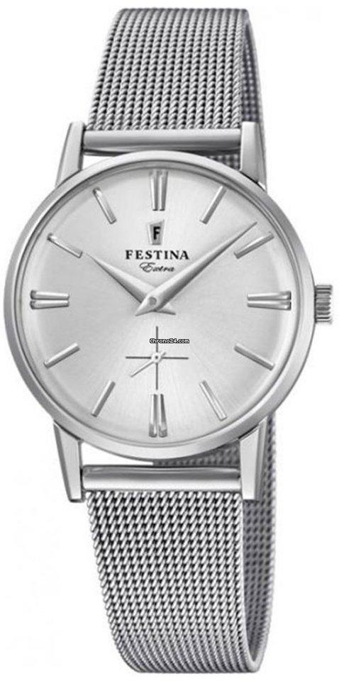 b50c930c8b1 Relógios de senhora Festina - Relógios de senhora 166 Festina na Chrono24