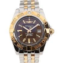 Breitling Galactic 32 Chronometer Bronze Dial