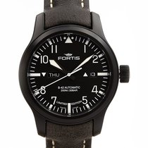 Fortis Flieger B-42 42 Automatic Day Date L.E.
