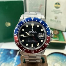 Rolex GMT Master 1675 Last Generation Full Set Punch Papers...