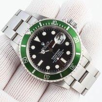 Rolex 16610LV Stal Submariner Date 40mm