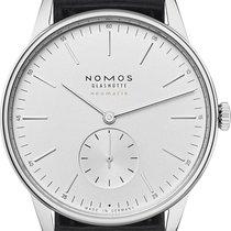NOMOS Orion Neomatik Steel