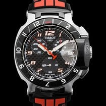 Tissot T-Race Acero 45mm Negro
