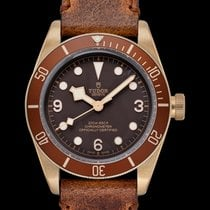Tudor Black Bay Bronze new Automatic Watch with original box and original papers 79250BM