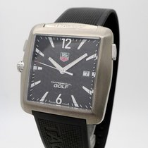 TAG Heuer Professional Golf Watch occasion 37mm Titane