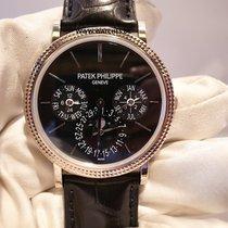 250e8d07188 Patek Philippe Ouro branco Automático 38mm Perpetual Calendar