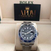 Rolex GMT-Master II Acier 40mm Noir Sans chiffres France, MARSEILLE