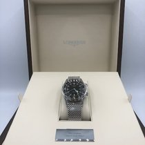 Longines Steel Automatic L36744506 new