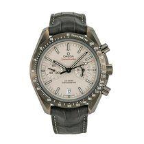 Omega 311.93.44.51.99.001 Ceramic 2010 Speedmaster Professional Moonwatch 44mm pre-owned United States of America, New York, New York