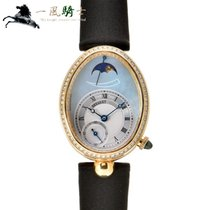 Breguet Reine de Naples Yellow gold 37mm