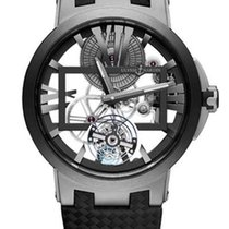 Ulysse Nardin Executive Skeleton Tourbillon 1713-139 new