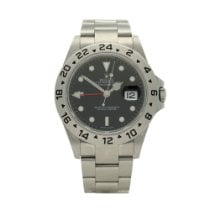 Rolex Explorer II Steel 40mm Black No numerals United Kingdom, Liverpool