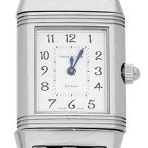 Jaeger-LeCoultre Reverso Duetto Steel 20.6mm