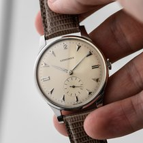 Longines pre-owned Manual winding 37,5mm