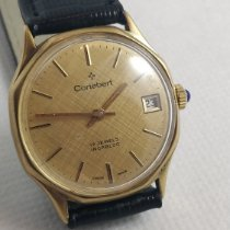 Cortébert Gold/Steel 31mm Manual winding pre-owned