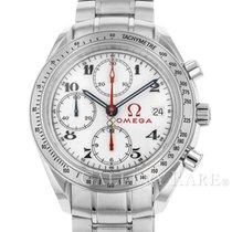 Omega Speedmaster Date Steel 40mm White Arabic numerals