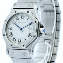 Cartier Very good Steel 30mm Automatic