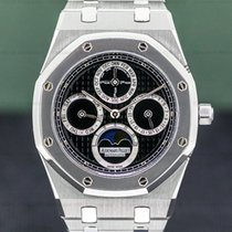 Audemars Piguet Royal Oak Perpetual Calendar 39mm Zwart