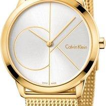 ck Calvin Klein Steel K3M22526 new