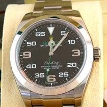 Rolex Air King Stahl 40mm