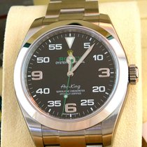 Rolex Air King Staal 40mm