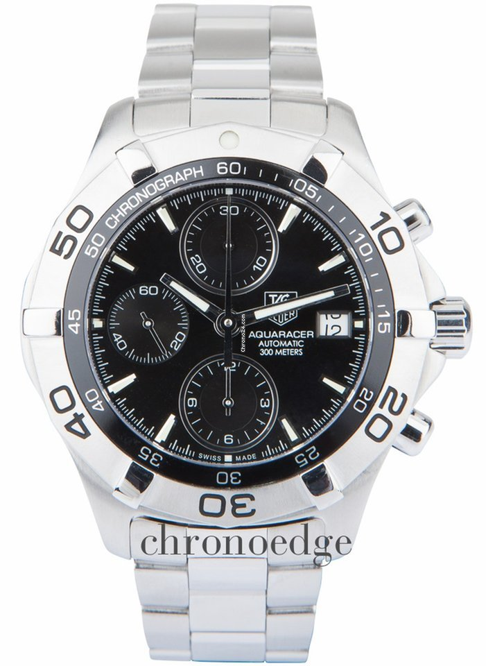 513694a2fd8 TAG Heuer Aquaracer Automatic Chronograph CAF2110.BA0809 for $1,600 for sale  from a Trusted Seller on Chrono24