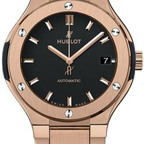 Hublot Classic Fusion 38 mm King Gold Automatic Mens Watch