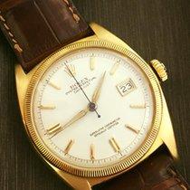 "Rolex DateJust Vintage ""Ovettone"" Gold 18kt"