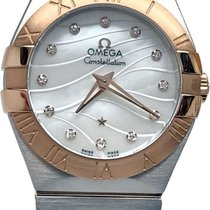 Omega Constellation Quartz 27mm 123.20.27.60.55.006