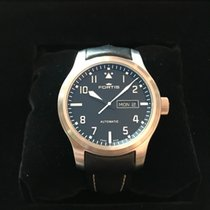 Fortis Steel Automatic 655.10.10 new