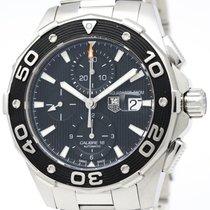 태그호이어 (TAG Heuer) Aqua Racer Chronograph Quartz Mens Watch...