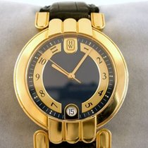 Harry Winston - Rare 34 mm 18 kt Harry Winston Premier with...