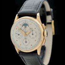 518a0ee86c0 Universal Genève Compax ouro rosa - Todos os preços de relógios ...