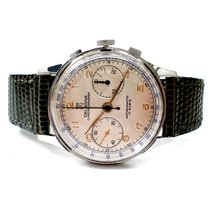 Delbana Antique Watch Chronograph Medical Cal. L48  37mm 1940c...