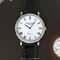 Patek Philippe Calatrava White gold 31mm White