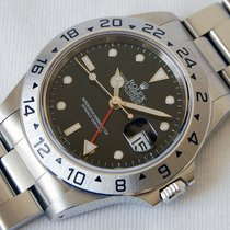 Rolex Explorer II Oyster Perpetual - Like new - Black dial