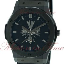 Hublot 515.CM.1040.LR.SHC13 Ceramic Classic Fusion Ultra-Thin 45mm new United States of America, New York, New York