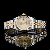 Rolex Lady-Datejust DIAMONDS FULL SET LIKE NEW