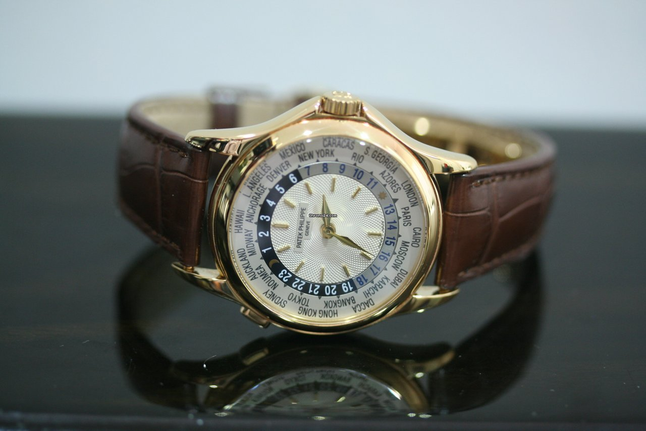 1c848cd587e Patek Philippe World Time - Todos os preços de relógios Patek Philippe  World Time na Chrono24