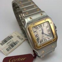Cartier Santos Galbée новые Автоподзавод Часы с оригинальными документами и коробкой W20099C4