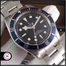 Tudor Black Bay Blue Manufacture