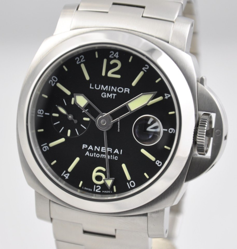7dfd39875ef Panerai Luminor GMT Automatic - all prices for Panerai Luminor GMT  Automatic watches on Chrono24