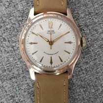 GUB Glashütte 34mm Automatic pre-owned White