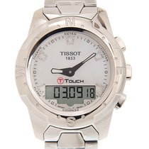 Tissot T-Touch II Titanium 43.3mm White