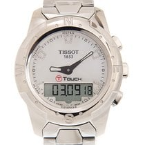 Tissot T-Touch II Titanio 43.3mm Blanco