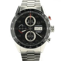 TAG Heuer Carrera Calibre 16 occasion 43mm Acier