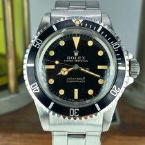 Rolex 5513 Submariner Tropical Super Glossy Gilt Dial