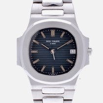 Patek Philippe Nautilus 3800 18K White Gold first serie 1996