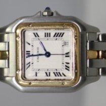 Cartier Panthère usados 27mm Acero y oro