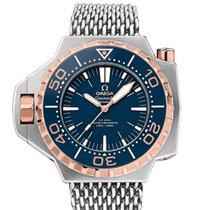 Omega Seamaster PloProf Titanium 55mm Blue